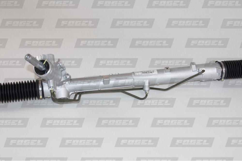 Рулевая рейка Ford Focus II гидравлическая, датчик угла поворота — оригинал