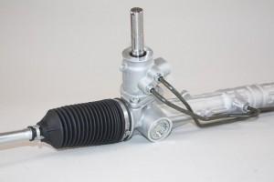 Рулевая рейка Peugeot Partner II (M49) гидравлическая, без сервотроника