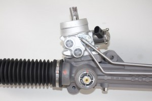 Рулевая рейка Audi A6 III (C6) гидравлическая, сервотроник