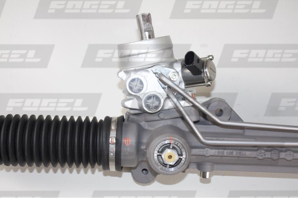 Рулевая рейка Audi S6 III (C6) гидравлическая, сервотроник — оригинал