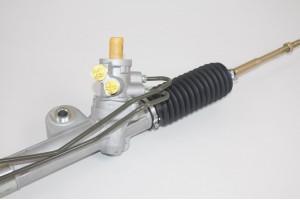 Рулевая рейка Nissan Primera III (P12) гидравлическая, без сервотроника