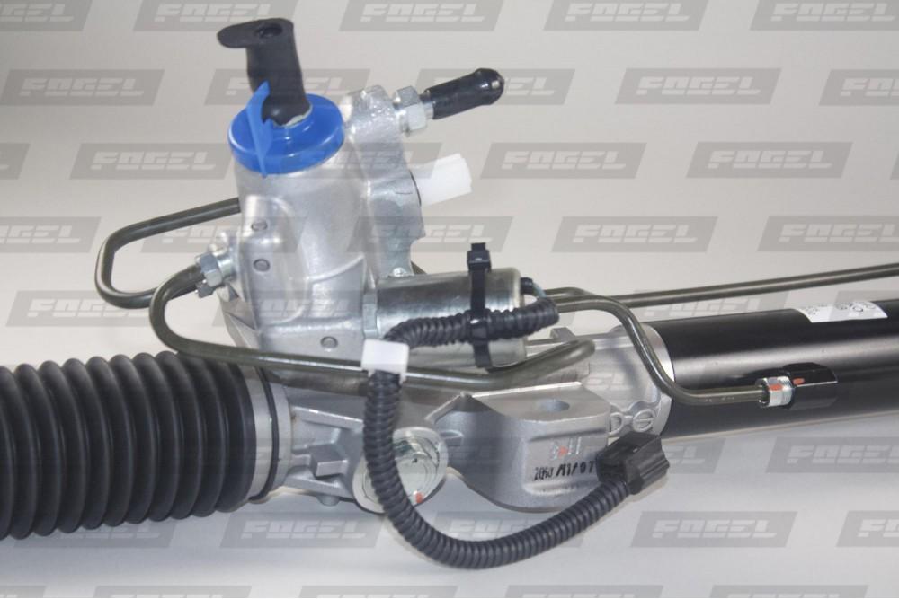 Рулевая рейка Nissan Teana II (J32) гидравлическая, без сервотроника — оригинал