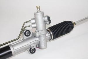 Рулевая рейка Hyundai Santa Fe I (SM) гидравлическая, без сервотроника