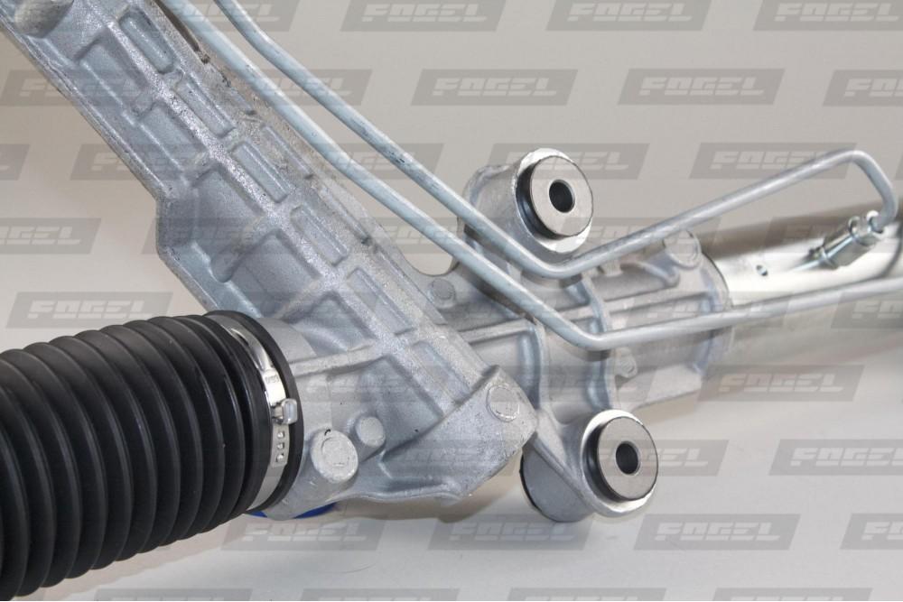 Рулевая рейка Volkswagen LT Поколение 2 гидравлическая, без сервотроника — оригинал