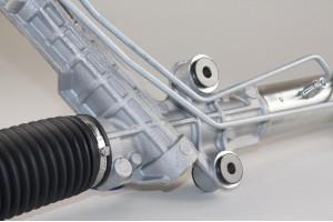 Рулевая рейка Mercedes-Benz Sprinter W901 , W905 гидравлическая, без сервотроника